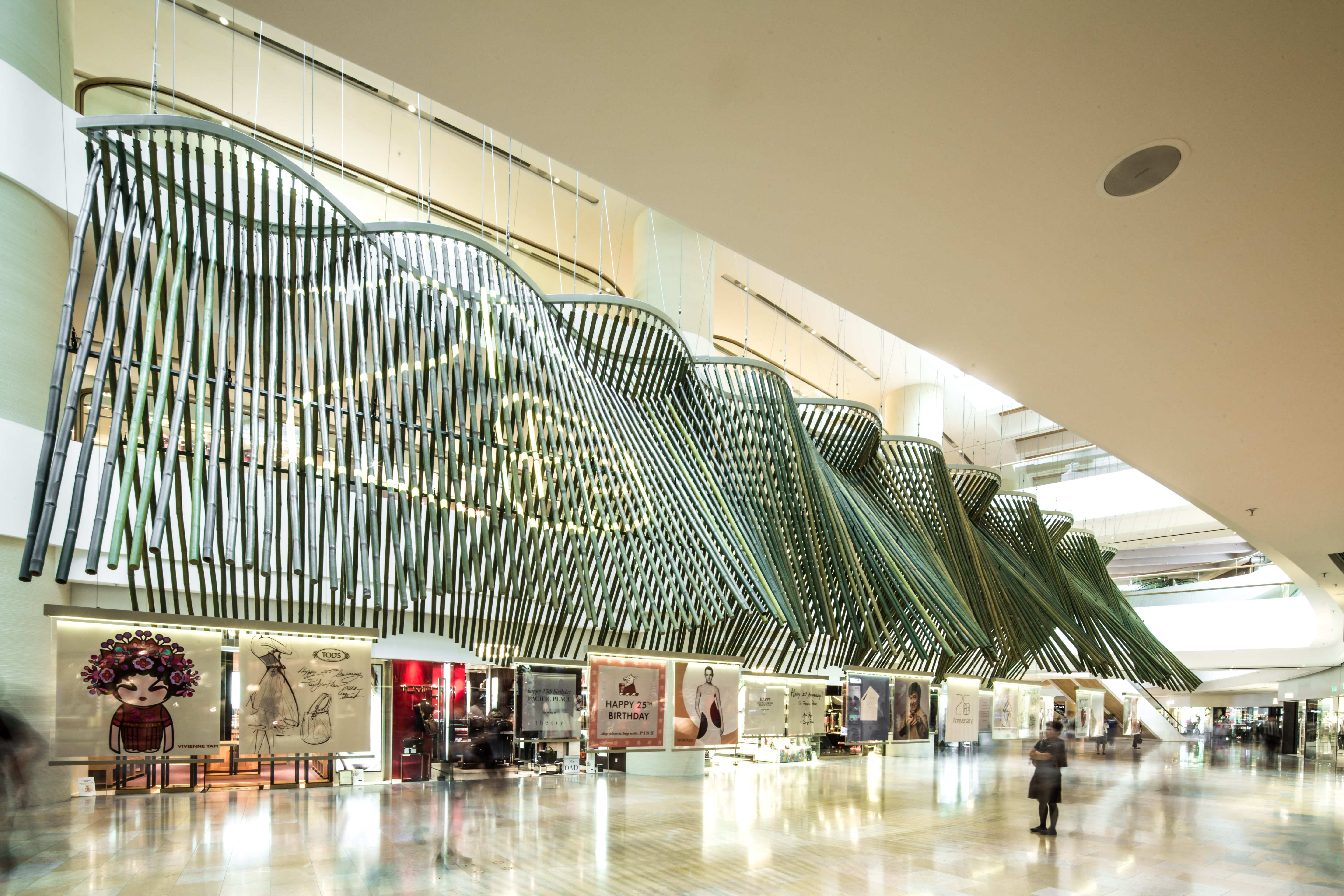 Riba Hong Kong Re Imagines Pacific Place Mall With Shop
